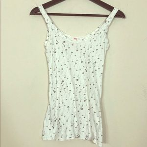 Anthropologie tank top